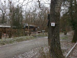 Das Uferhaus in Großenzersdorf.