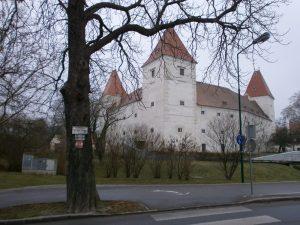 In Orth an der Donau.