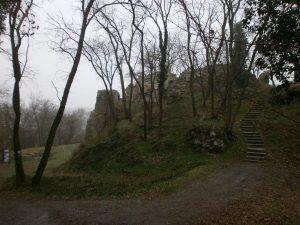 Ruine Röthelstein.