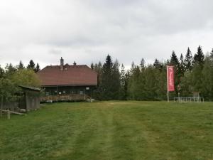 Hochanger-Schutzhaus.