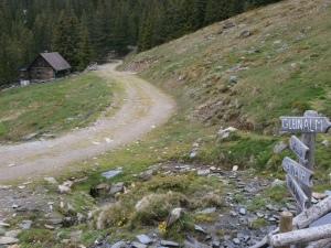 Terenbachhütte.