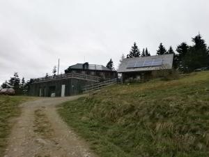 Steinplanhütte.
