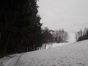 Zu den Häusern am Zeinerberg.