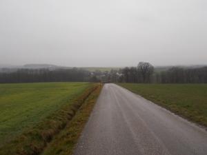 Zwischen Lindenedt und Bach.