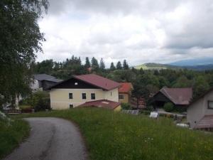 Abmarsch aus Hochneukirchen.