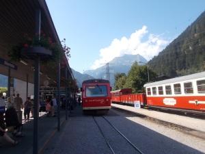 Angekommen in Mayrhofen.