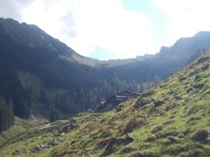 Der Ghf Alpenrose.