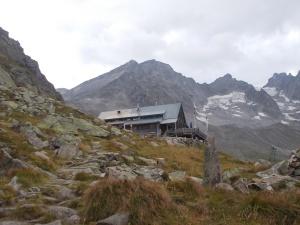 Kasseler Hütte.