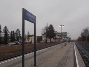 Heimwärts gehts von Jennersdorf.
